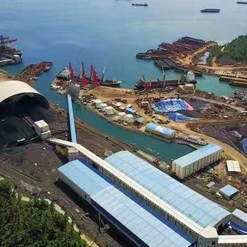 印尼摩罗瓦里电建项目