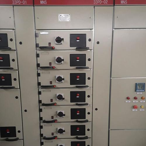 低压抽屉式配电柜